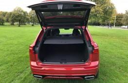 Volvo XC60, boot