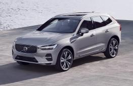 Volvo XC60 Recharge, 2021, front