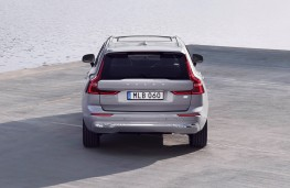 Volvo XC60, 2021, rear