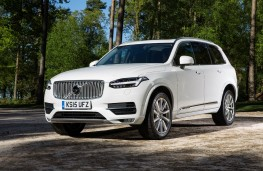 Volvo XC90 D5 Power Pulse, front, static