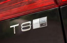 Volvo XC60 T8 Twin Engine, 2018, badge