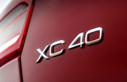 Volvo XC40 First Edition, 2018, badge