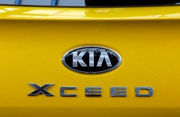 Kia XCeed, 2019, badge