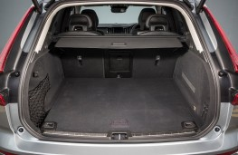 Volvo XC60, 2017, boot