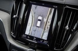 Volvo XC60, 2017, Sensus display screen, camera