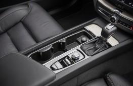 Volvo XC60, 2017, console