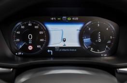 Volvo XC60, 2017, instrument panel