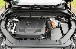 Volvo XC60 T8 Twin Engine, 2018, engine