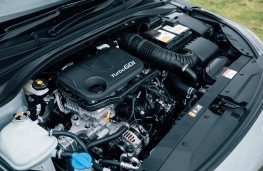 Kia XCeed '2', 2019, engine