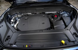 Volvo XC90 B5, 2019, engine
