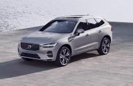 Volvo XC60, 2021, front