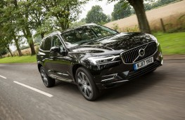 Volvo XC60 T8 Twin Engine, 2018, front