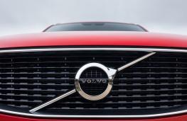 Volvo XC90 R-Design, grille
