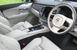 Volvo XC90 T6, 2018, interior