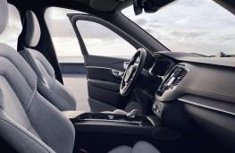 Volvo XC90, 2019, interior