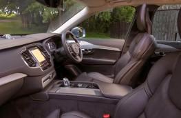 Volvo XC90 R-Design, interior