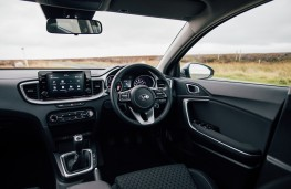 Kia XCeed '2', 2019, interior