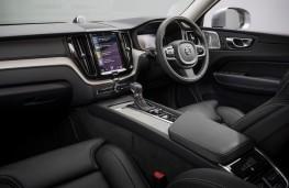 Volvo XC60, 2017, interior