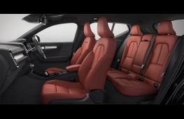 Volvo XC40, 2017, interior