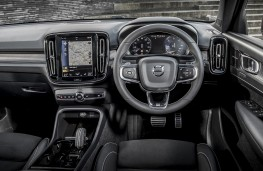 Volvo XC40 First Edition, 2018, interior