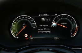 Kia XCeed, 2019, instrument panel