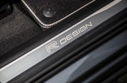 Volvo XC60 R-Design, 2017, kickplate