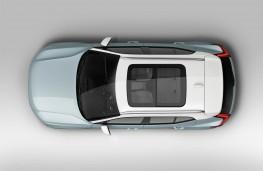 Volvo XC40, 2017, overhead