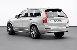 Volvo XC90, 2019, rear