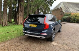 Volvo XC90 B5 AWD Inscription, 2021, rear