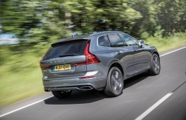 Volvo XC60 R-Design, 2017, rear