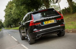 Volvo XC60 T8 Twin Engine, 2018, rear