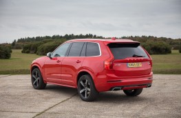 Volvo XC90 R-Design, rear, static