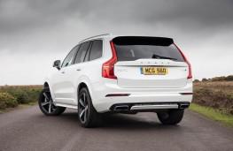 Volvo XC90 R-Design, rear