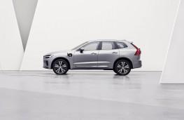 Volvo XC60, 2021, side