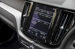 Volvo XC60, 2017, display screen