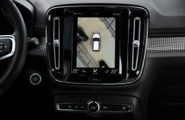 Volvo XC40, 2018, Sensus display screen