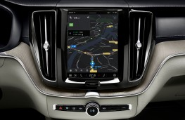 Volvo XC60, 2021, display screen