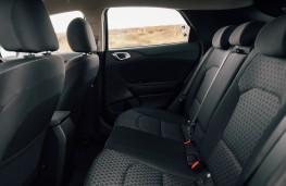 Kia XCeed '2', 2019, rear seats