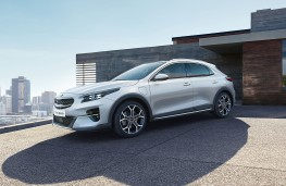 Kia XCeed PHEV, 2020, side