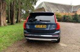 Volvo XC90 B5 AWD Inscription, 2021, tail