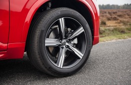 Volvo XC90 R-Design, wheel