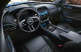 Jaguar XE, 2019, interior