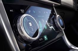 Jaguar XE, 2019, display screen