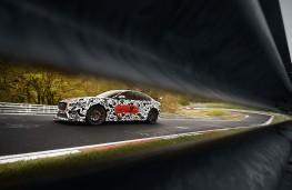 Jaguar XE SV Project 8, 2017, side