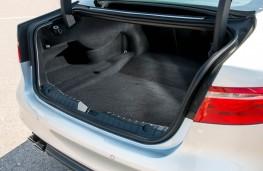 Jaguar XF, boot