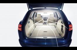 Jaguar XF, interior
