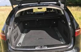 Jaguar XF Sportbrake R-Sport, 2019, boot