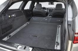 Jaguar XF Sportbrake, 2017, boot, maximum