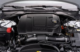 Jaguar XF, 2021, engine