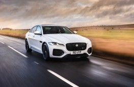 Jaguar XF Sportbrake R-Sport, 2019, front
